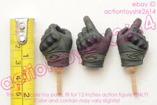 Hands #4 1//6 Scale Hot Toys MMS163 Predators Noland