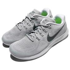 f8e14b1384ad Nike Free RN 2017 Run Mens Running Shoes Sz-14 Trainers Wolf Grey 880839-