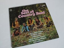 The Best of Country Beat (Jiří Brabec) ARTIA SUPRAPHON Stereo Vinyl LP 1979