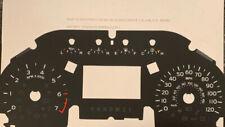 2015-2019 Ford F-150 3.5L, 3.7L, 5.0L, W/Info center Speedometer Faceplate MPH