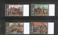 Gibraltar, Landing Of Tariq Ibn Zlyad 1300 Anniversary . MNH