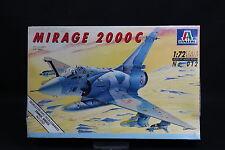 XY068 ITALERI 1/72 maquette avion 012 Mirage 2000 C