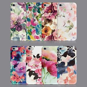 FLORAL SHABBY CHIC SPRING PHONE CASE FOR IPHONE 7 8 XS XR SAMSUNG S8 S9 PLUS