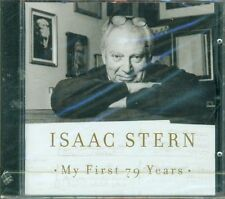 Isaac Stern - My First 79 Years Cd Sigillato