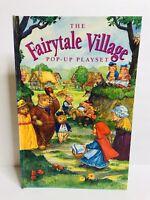 Pop Up Book Vintage, Fairytale Village Pop Up First Edition, 1998, Rare, New!