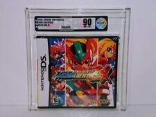 Megaman ZX Nintendo DS NTSC Neuf Scellé VGA classé 90