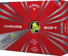 Chrome Soft Golf Balls