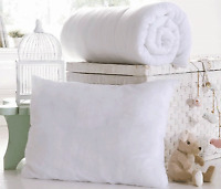 New Anti-Allergy Toddler Baby Cot Bed Duvet / Quilt / Pillow Tog 4.5, 7.5 and 9