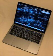 MacBook Pro de 13 pulgadas - Retina TrueToneTouch Bar y ID - TecladoInglés