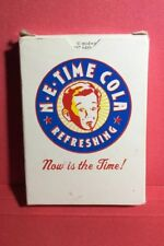 """""""N E Time Cola Refreshing"""" Deck Of Playing Cards ~ Seasons Of Cannon Falls ~"""