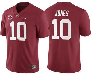Alabama Crimson Tide Player Jersey - Jones, Smith, Harris - Choose Color & Size