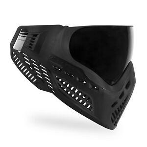 Virtue VIO Ascend Thermal Paintball Goggle / Mask - Black