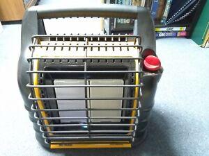 Mr. Heater 4000358 450 Sq. Ft. Big Buddy Propane Portable Heater - Red