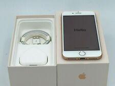 "Apple iPhone 8 Gold 64GB 4.7"" Unlocked SIM-Free Smartphone"