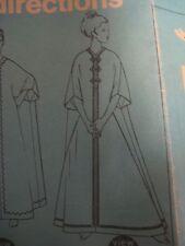 Vintage 1960's Simplicity 8354 CAFTAN MUU MUU DRES Sewing Pattern ONE SIZE