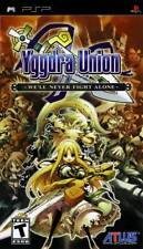 Yggdra Union PSP New Sony PSP