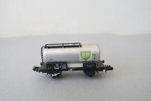 """Piko N  5/4148-025 Kesselwagen 583 439 DB """" BP """" (AK14-7S4/34)"""