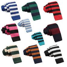 Corbatas, pajaritas y pañuelos de hombre de punto