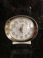 Baby Ben Westclox Wind-Up Glow in the Alarm Clock Vintage Antique