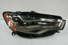 2012 2013 2014 2015 AUDI A6 FACTORY OEM RIGHT PASSENGER LED STYLE HEADLIGHT R5