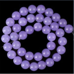 AAA 6mm Lilac Alexandrite Round Loose Beads Gemstone 15''