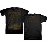 Cannibal Corpse Skeletal Domain Shirt S M L XL Death Metal Tshirt Officl T-Shirt