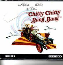 RARE VIDEO CD CHITTY CHITTY BANG BANG