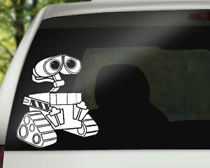 Wall-e Disney Vinyl Sticker for Car, Wall or Laptop