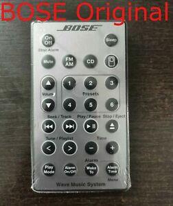 100% Genuine Bose wave music system remote control AWRCC1 AWRCC2 radio/cd