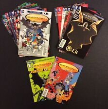 BATMAN INCORPORATED #1 - 13 Comic Books +#0 Specials DEATH OF ROBIN DC New 52 VF