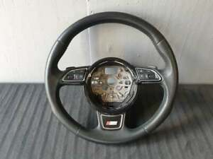 AUDI A3/A4/A5/A6/A7 ((FLAPPY PADDLES)) **S-Line steering wheel**   8X0419091