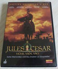 RARE EDITION COLLECTOR  2 DVD JULES CESAR CHRISTOPHER WALKEN JEREMY SISTO