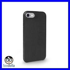 TWELVE SOUTH Relaxed Leather genuine burnished leather case - iPhone 7/8, Black