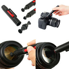 Popular Lens Cleaning Pen Dust Cleaner For DSLR VCR Camera Telescopes Binocular