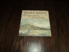 Shawn Colvin Holiday Songs And Lullabies US Promo Double Album Flat (Poster)