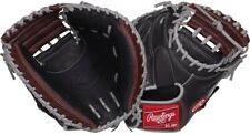 "Rawlings R9CM325BSG 32.5"" R9 Gold Glove Baseball Catchers Mitt Youth"