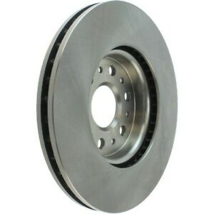 Centric Parts 121.66076 Disc Brake Rotor For 17-19 Acadia Enclave Traverse