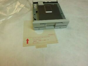 Teac Dual Floppy Combo 3.5inch 5.25inch Drive 1.4mb 1.2mb reads+writes DSDD DSHD