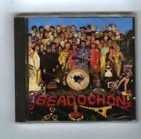 LES BIDOCHONS CD (NEUF) 4 BEADOCHONS DANS LE VENT SERGENT PEPERE