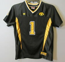 df7583205 Iowa Hawkeyes football jersey  1 by Colosseum Athletics youth boys kids M ~
