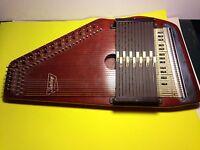 Vintage Oscar Schmidt OS15B Autoharp 15 Chord 36 String