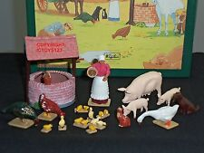 Britains 8705 home farm ferme animal bien canards metal civil set figure