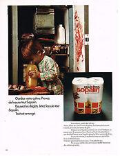 PUBLICITE  1972   SOPALIN  essuie-tout