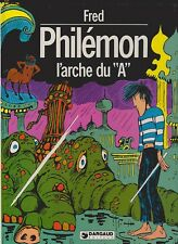 FRED. Philémon 8. L'Arche du A. Dargaud EO 1976