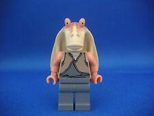 Lego Figurine Minifig Star Wars - Jar-Jar Binks Neuf New / Set 9499