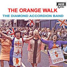 THE ORANGE WALK  * The Diamond Accordion Band *  LOYALIST/ORANGE/ULSTER/ CD