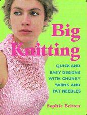 Big Knitting,Sophie Britten