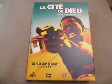 """COFFRET COLLECTOR 2 DVD """"LA CITE DE DIEU"""" film Bresilien de Fernando MEIRELLES"""