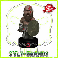 Kratos God of War Game NECA Body Knocker Wackelfiguren Spielfiguren Caps Mützen