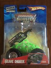 "Hot Wheels Monster Jam  ""GRAVE DIGGER""  #22 Under Coverz  Rare and Hard to Find"